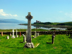 Scotland - Celtic Cross