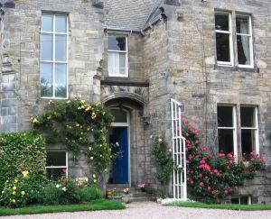 Scotland - door