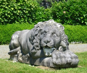 119 Scotland Lion Growl