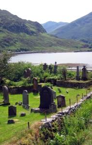 Scotland - Graveyard