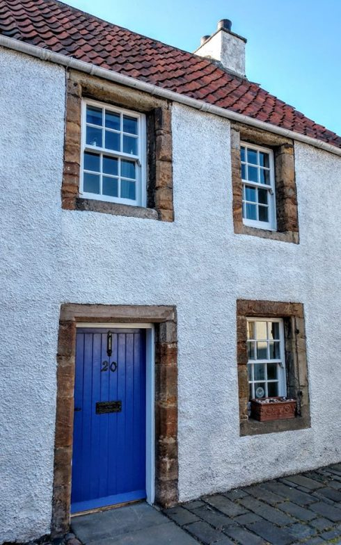 Scot - Culross house