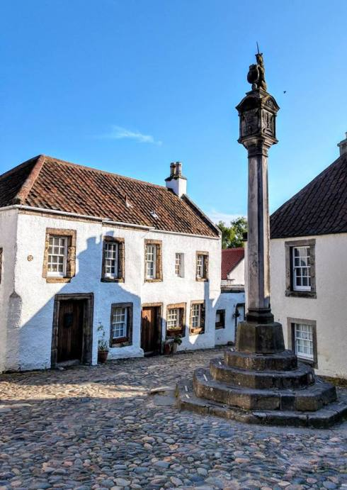 Scot - Culross square