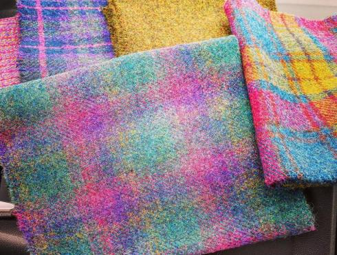 Scot - Harris Tweed