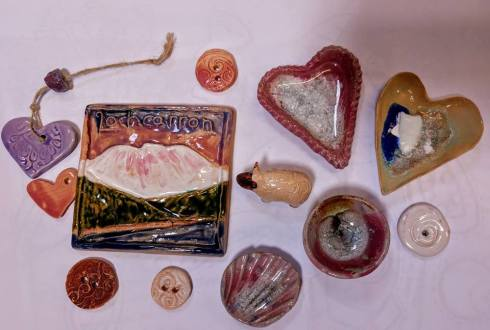 Scot - pottery