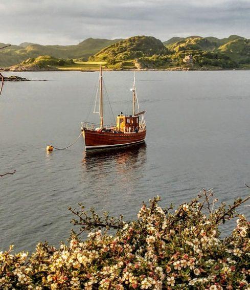 Scot - KM boat
