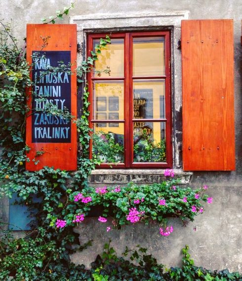 Czechia - CK Window