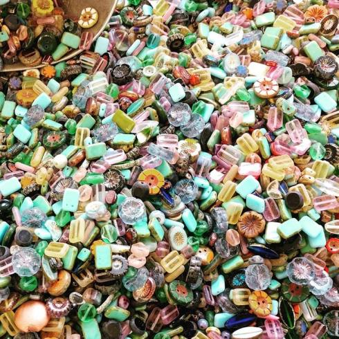 Czechia - glass beads
